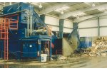 Wood shredding - Waste and Recycling - Recycling Systems