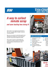 The Crusher - Mobile Scrap And Recycling Compactor Brochure