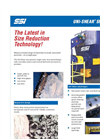 Uni-Shear Single Rotor Shredder Brochure