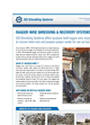 Ragger Wire Shredding & Recovery Systems Brochure