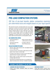 Pre-Load Compactors Overview Brochure