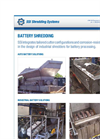 Metals: Lead Acid Batteries Brochure