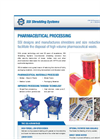 Pharmaceutical Processing Brochure