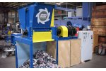 SSI Uni-Shear - SR300 - Single Rotor Shredder/Grinder