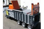 The Crusher - Mobile Scrap And Recycling Compactor
