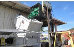 SSI Dual-Shear - M70 - Two Shaft Shredder