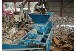 SSI Dual-Shear - M85 - Two Shaft Shredder