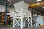 Q160 - Quad™ Four Shaft Shredder