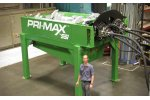 SSI PRI-MAX - PR4400 - Heavy Duty Low Speed High Torque Industrial Primary Shredder
