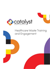 Healthcare Waste Training and Engagement - Brochure