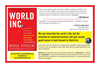 World Inc. - Postcard