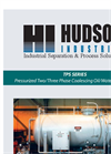 TPS Series Two/Three Phase Separation Units Brochure