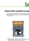 Submersible Propeller Pump AXP 500 Brochure