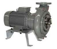 Medium Pressure Chopper Pump For Dry Installation MPTK-I