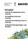 Stace Air Handling Units And Roof-Tops Brochure
