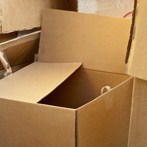 Balers and compactor solutions for cardboard industry