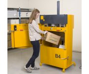 Bramidan are now launching 2 new machines in our small footprint segment of vertical balers
