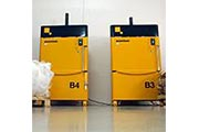 Two new small balers for easy waste compaction
