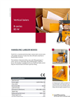 B5 W - B Series - Vertical Balers – Brochure