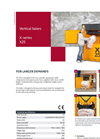 X25 - X Series – Vertical Balers – Brochure