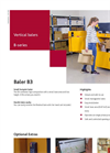 Bramidan - Model B3 - Vertical Balers - Brochure