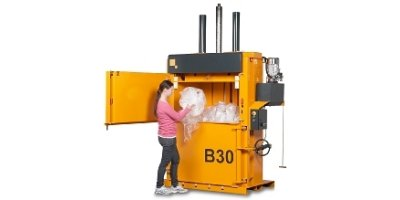 Bramidan - Model B30 - Vertical Balers