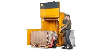 Bramidan - Model B30 VD - Vertical Balers