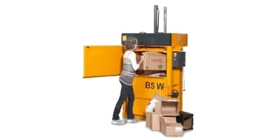 Bramidan - Model B5 W - Vertical Balers