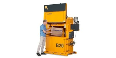 Bramidan - Model B20 VD - Vertical Balers
