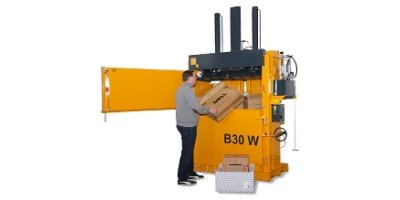 Bramidan - Model B30 W - Vertical Balers