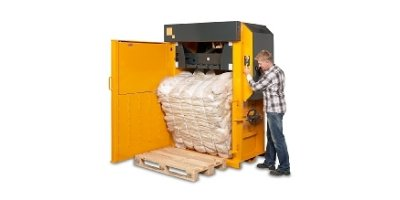 Bramidan - Model X30 AD - Vertical Balers