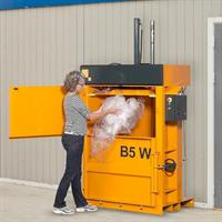 Bramidan - Model B5 Wide - Vertical Balers