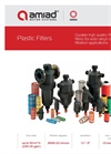 Model ¾ - Plastic Filters- Brochure