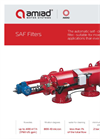 Model SAF 1500 - Automatic Self Cleaning Filter- Brochure