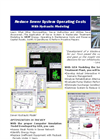 Sewer Systems Analysis - Brochure