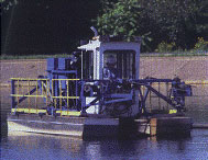 Hydraulic Dredging Services