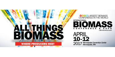 10th Annual International Biomass Conference & Expo 2017