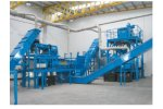 Adelmann - Model RPES - Electronic Scrap Recycling Plant