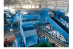 Adelmann - Model HMSA - Sorting Plant for Domestic Waste