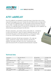 Model A751 addRELAY UHF - Repeater Station Brochure