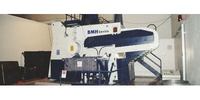 BMH Enviro - Radioactive Waste Compacting System