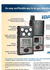 Model MX6 iBrid - Portable Multi Gas Monitor Brochure