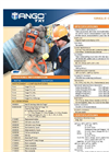 Tango - Model TX1 - Portable Gas Detector Brochure