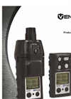 Ventis - Model MX4 - Gas Detector Brochure