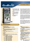 GasBadge Pro - Single Gas Detector Brochure