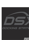 Model DSX - Docking Station Brochure