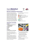 MetroTwin and MetroFlex Twinwall Ducting Brochure