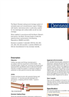 Denseal Clay Drainage Pipes Brochure