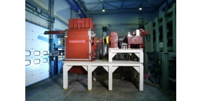 PALLMANN - Model Type TIGER - Single shaft Shredder