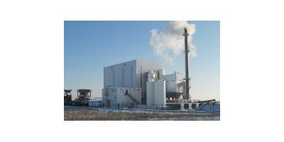 HELIOSOLIDS - Fluidized Bed Incinerator
